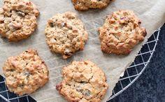 Haver-noten-fruit koekjes