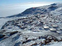 McMurdo Station.