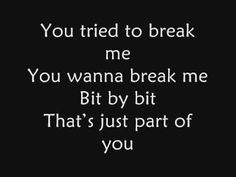Apocalyptica ft. Three Days Grace - I Don't Care (lyrics) I think this song was written with my second husband in mind.