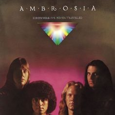 Ambrosia - Somewhere I've Never Travelled (CD)