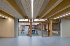 Gallery of Groupe Scolaire Pasteur / R2K Architectes - 11