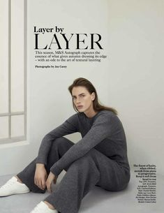 Layer by Layer (British Vogue)