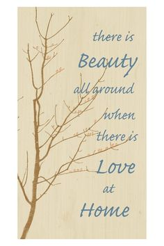 There Is Beauty All Around Canvas Wall Art
