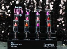 Sugarbox Matte Lipstick Best Mini