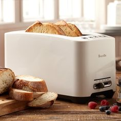 $79 ws Breville Lift & Look Touch Toaster #williamssonoma