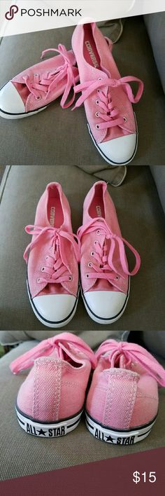 Womens all star converse Very good used condition Converse Shoes Athletic Shoes