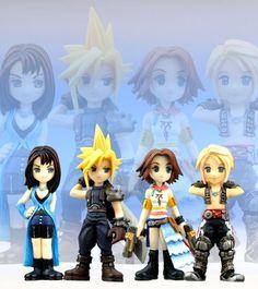 Final Fantasy 8 | Final Fantasy Figures