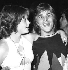 Melanie Griffith and Don Johnson - first time around in the 70s