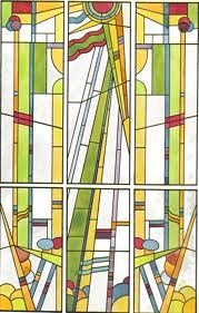 art deco stained glass patterns ebook and Winsome art deco stained glass pattern book Modern Stained Glass, Stained Glass Designs, Stained Glass Patterns, Stained Glass Art, Stained Glass Windows, Wisconsin, Frank Lloyd Wright Style, Art Deco Design, Arizona