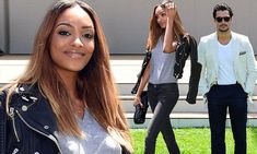 They may have worn some of the most lavish pieces of fashion in their careers, but Jourdan Dunn and David Gandy know when to appreciate the simpler style in life.