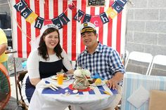 We Heart Parties: A Nautical Wedding Shower