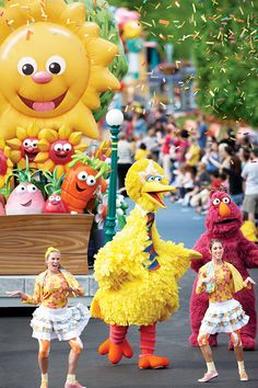 Take the kids to Sesame Place and enjoy their new Spring Celebration package featuring a one-night stay at a Sesame Place preferred hotel, admission to the park after 3 p.m. on your first day, a meal at any of the park's three restaurants and a family photo! Valid April 27 through June 24.