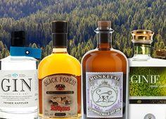 Im Schwarzwald begann mit dem Monkey47 die deutsche Gin-Revolution und preisgekrönten Single Malt Whisky brennt man hier auch. Alles zu den Großen und ein paar Geheimtipps oben drauf gibt's hier.