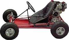 off road go kart kits