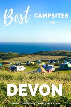 7 Of The Best Beaches in North Devon - The Family Freestylers Camping In Devon, Travel With Kids, Family Travel, Camping Fire Pit, Devon Beach, Bristol Channel, South Devon, Beach Shack, Dartmoor