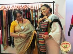 Singer Lopamudra Mitra's boutique Protha Completes One Year; Exclusive Collection Handpicked by the Singer for this Puja http://fashion.sholoanabangaliana.in/singer-lopamudra-mitras-boutique-protha-completes-one-year-exclusive-collection-handpicked-by-the-singer-for-this-puja/