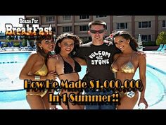 How This College Dropout made $1 million Last Summer!! - YouTube
