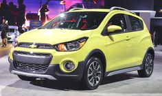 2019 Chevrolet Spark Activ Rumors Sometimes, it doesn't take much to enter the Crossover game. Subaru's Outback, for example, is basically