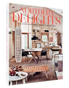 Northern Delights: Scandinavian Homes, Interiors and Design von S. Ehmann http://www.amazon.de/dp/3899554728/ref=cm_sw_r_pi_dp_SkZKub03ZA8XY