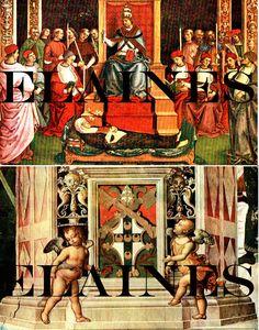 CHRISTMAS Ecclesiastical Postcards Paper by TheAtticofKitsch Vintage Cards, Vintage Decor, Postcard Paper, Paper Cover, Period Costumes, Ephemera, Postcards, Decoupage, Cross Stitch