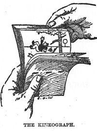 Flip book - Wikipedia, the free encyclopedia