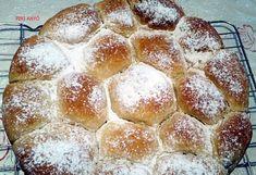 Bukta torta Hamburger, Muffin, Bread, Breakfast, Recipes, Food, Morning Coffee, Brot, Recipies