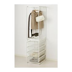 ikea algot series: NEED this! will help with the extremely minimal closet space in my apartment