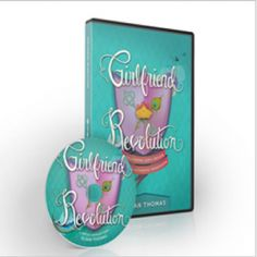 #Bible #Study Suggestion by #LeadingAndLovingIt | Girlfriend Revolution by Susan Thomas | Girlfriend Revolution is designed to equip God's daughters to experience a passionate life in Christ and enjoy the gift of God-given friendship!  Whether used as an individual devotional or as a Bible study for your church, we want to make sure you have the resources you need to fully encounter the truths God has for your life.