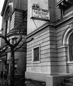 Peoples Temple - FoundSF San Francisco Tours, Albert Pike, South American Countries, Freemasonry, Historical Society, Illuminati, Change The World, Did You Know, Temple
