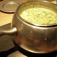Melting Pot's: Spinach Artichoke Cheese Fondue
