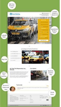 InkThemes SmartBooking Demo : Appointment Booking Theme http://www.wordpressthemereviewdesk.com/smartbooking/ #WordPress