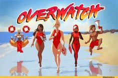 Overwatch summer healers