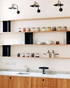 "17 mentions J'aime, 1 commentaires - Aestate (@aestatemagazine) sur Instagram: ""Inspirations: Kitchen — #kitchen — #aestate #inspiration #inspirations #aestateinspirations…"""