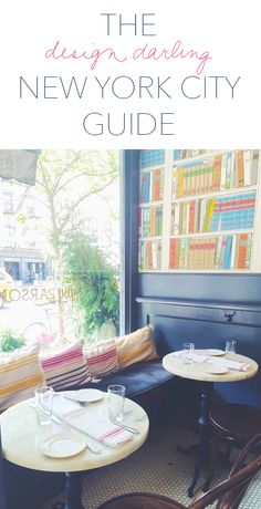 design darling new york city guide