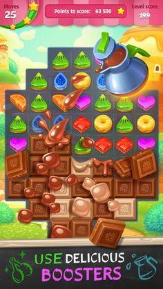 Cake Story: the sweetest match-3 game by Plamee Tech (Cy) LTD