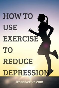 This blog post from IronsActive.com will explain how exercise can help to reduce depression. Exercising has mental health benefits. Not only can you use exercise as a giant mood lift, it also helps with anxiety, depression, and sleep. With exercise you get a feeling of being in control. All this and the physical benefits as well. #exercise, #anxiety, #sleep, #mental health #exercise, #depression #anxiety, #sleep, #mental health Exercise And Mental Health, Sleep Exercise, Mental Health Benefits, Benefits Of Exercise, Healthy Exercise, Health And Fitness Tips, Health Blogs, Health Advice, At Home Workout Plan