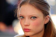 Natural Ways To Get Rosy Cheeks #RosyCheeks #NaturalWaysToGetRosyCheeks #BeautyTips