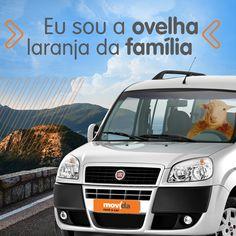 Todos nós somos diferentes, né? #Curte aí se você também é a ovelha laranja da família! (Y)