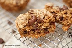 These oatmeal cookie cups get a burst of flavor from browned butter!
