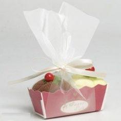 Cadeau Original Coffret Serviette Boule de Glace