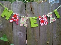 baby shower decorations priced per letter new baby by greengarland, $3.50