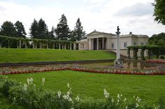 Park Charlottenhof (Peter Joseph Lenné; 1836; Potsdam)