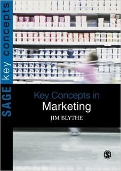 COMING SOON - Availability: http://130.157.138.11/record= Key Concepts in Marketing: Jim Blythe