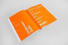 Process Journal – Editorial Design by Studio Hunt