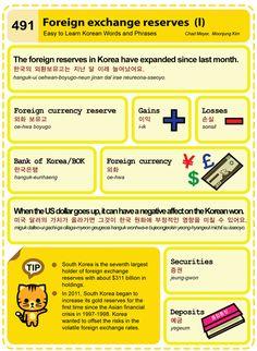 491 Learn Korean: Foreign Exchange Reserves I