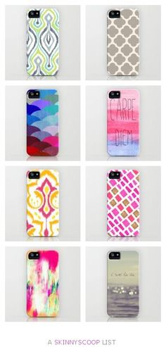 Coolest iPhone5 Cases From Society6