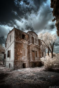 Infrared building