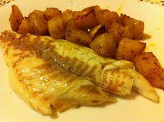Un piatto di pesce di facilissima esecuzione, dietetico e soprattutto buono. INGREDIENTI Orata fresca erbe aromatiche : rosmarino, aglio sale PREPARAZIONE Pulite bene l' orata, privandola del…