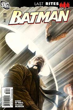 Batman #684 (2009) ~ DC Comics ~ Alex Ross