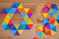 Pattern Geometriche {Guest Post} Ten Playful Free Printables for Kids Tangram Printable, Printable Puzzles, Free Printables, Quiet Time Activities, Infant Activities, Montessori, Iq Puzzle, Mathematics Geometry, Kids Corner